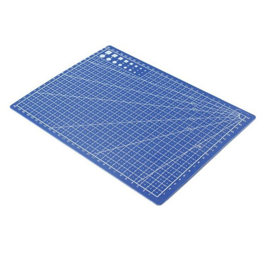 D3 PVC Cutting Mat A4 Durable Self-Healing Cut Pad Patchwork Tools Handmade Diy Accessory Cutting Plate 30 * 22 cm free shipping