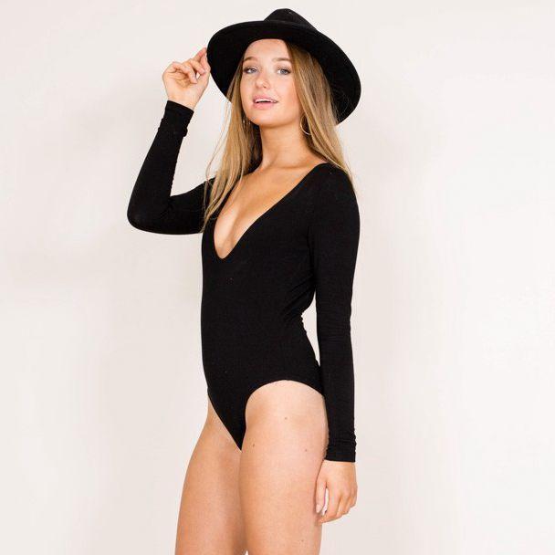 2018 Summer Fashion Sexy Loose Waist Deep V Slim pantalones de pierna ancha Pantalones Beach Wear Sport Shorts Pants