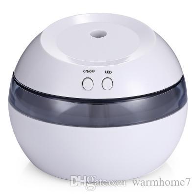 Zéro USB Ultrasonic Humidfier rayonnement USB Creative Creative Cadeaux Humididificateur Humidificateur d'air Air Humidificateur Machine d'aromathérapie pour bébé Care NB