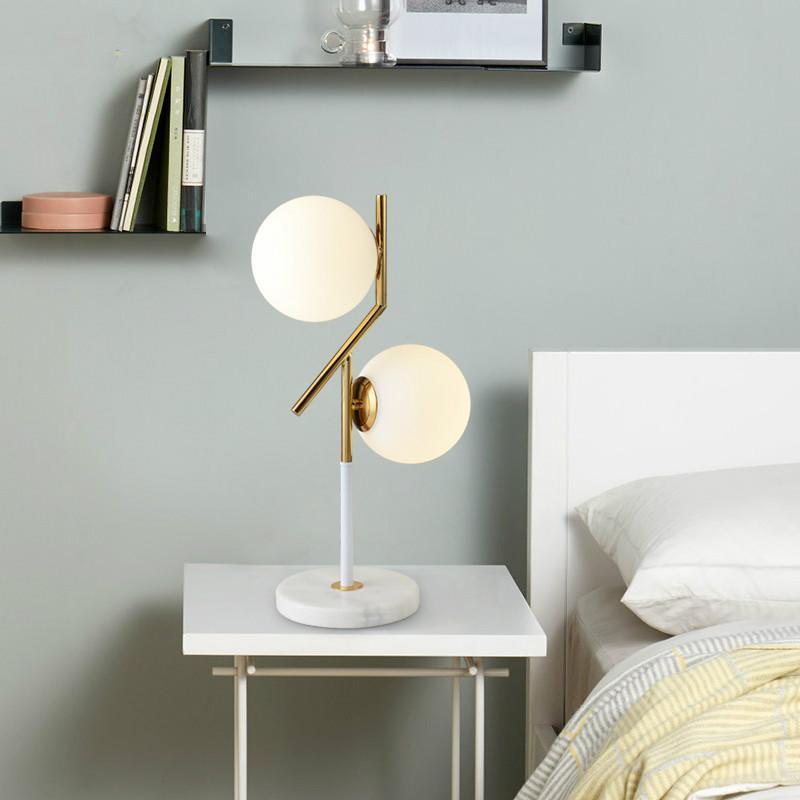 lampada a sospensione moderna per soggiorno lampadari pendenti con sfere di vetro globo lampadari hanglamp luce lustri luminiare illuminazione