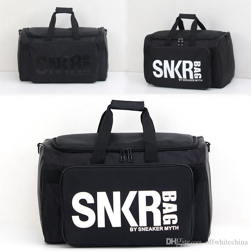 حزم حقائب جديدة SNKR رياضة حقيبة في الهواء الطلق متعدد الوظائف حزمة المحمولة على ظهره في الهواء الطلق عالية السعة حزم الحقائب السخافات