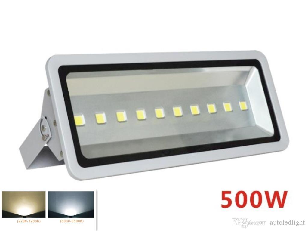 Ip65 500w Led Floodlight 50000lm Super Bright 100 Full Watt Thick Lamp Shell Outdoor Light Ir Flood Light Uv Flood Light From Autoledlight 171 41 Dhgate Com