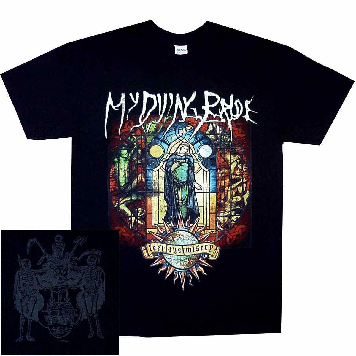 My Dying Bride-Feel The Misery T-Shirt