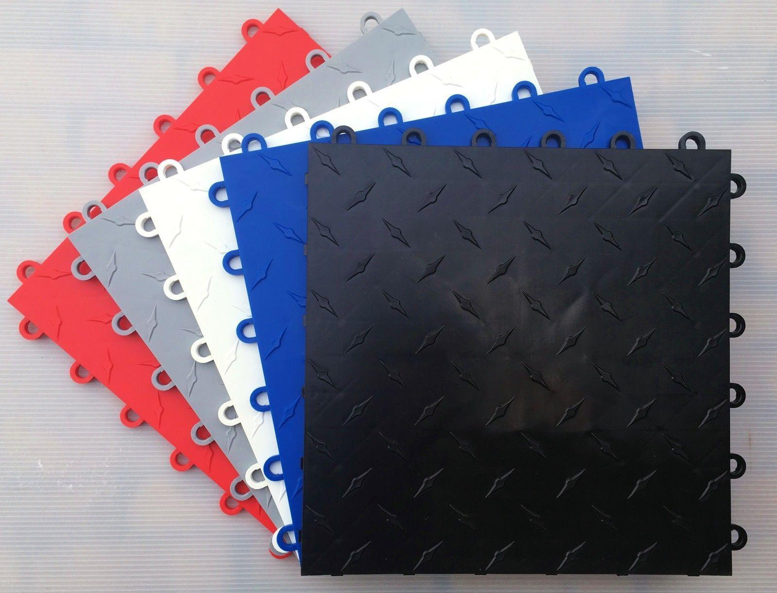 NEW Highest Quanlity Polypropylene Top Basement Floating Floor Tiles Interlocking Mat Coin - Modular Garage Flooring System