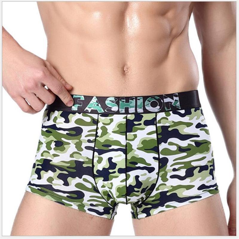 10 pcs 2018 hommes en gros Boxer Modal Lingerie Sous-vêtements pour hommes Cueca Boxeurs Underpants sexy Undies Trunks 16122