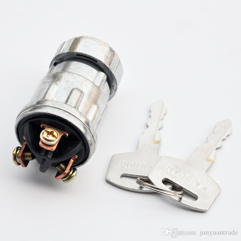 Dual Ignition Key Switch For Tomerlin Crossfire 150 150R 150cc Go Kart Cart