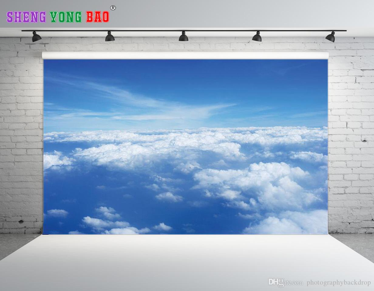 SHENGONGBAO Vinyl benutzerdefinierte Landschaft thema Vinyl Fotografie Kulissen Prop Benutzerdefinierte Fotografie Hintergrund TTZP-3