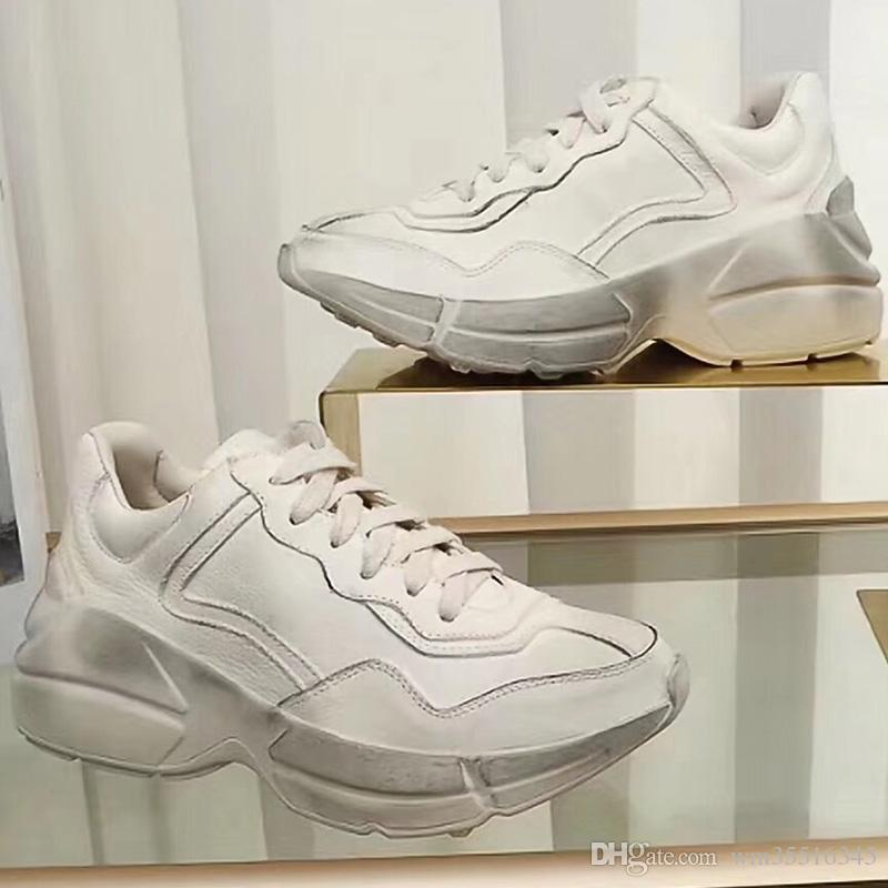 Novas mulheres designer Apollo com designer de qualidade superior sapatos sujos estilo ás mulheres sapatos