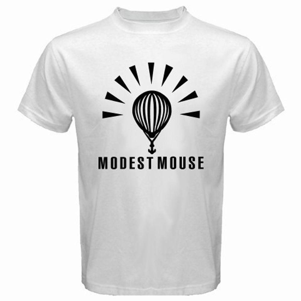Modest Mouse American Alternative Rock Band T-Shirt Cotton Brand New