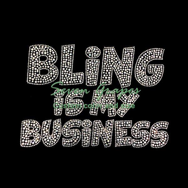 Bling ist mein Geschäft - Strassentransfer für Kleidungsstücke
