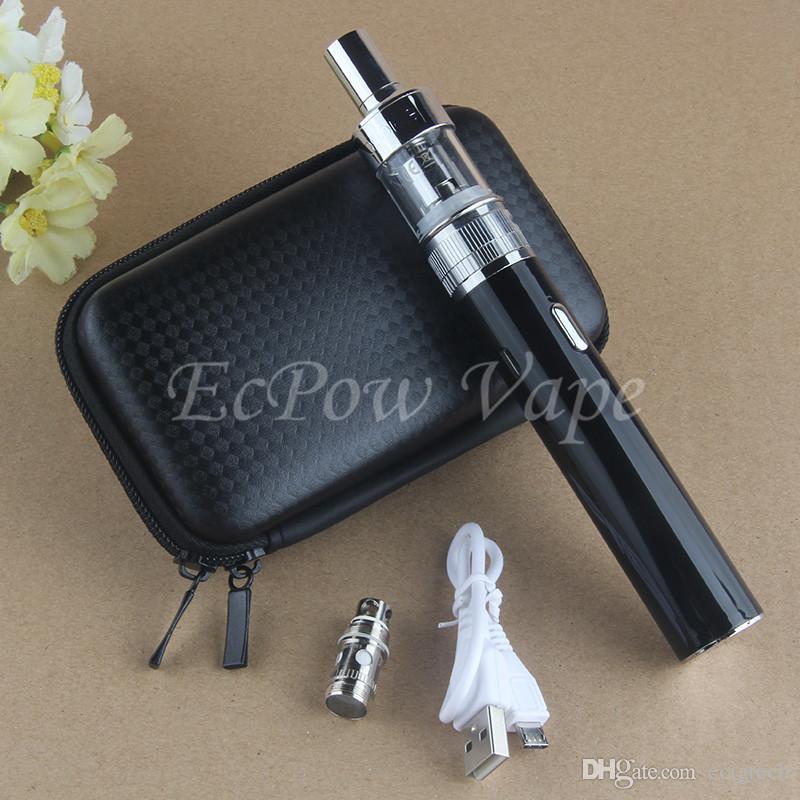 TVR-30 Vape Mods 30w TVR Zipper Mod Caricatore Micro USB Sigaretta elettronica Sigaretta Atlantis Atomizzatore vaporizzatore con bobina di ricambio DHL