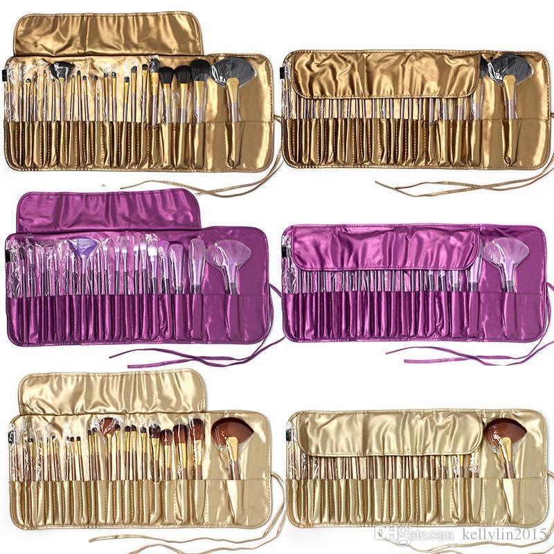 Makeup Brushes Sets 21 pcs Professional Eyes Eyeshadow Brush Powder Foundation Eyeliner Lip Cosmetic Tool Make Up Brushes Kit with Cases