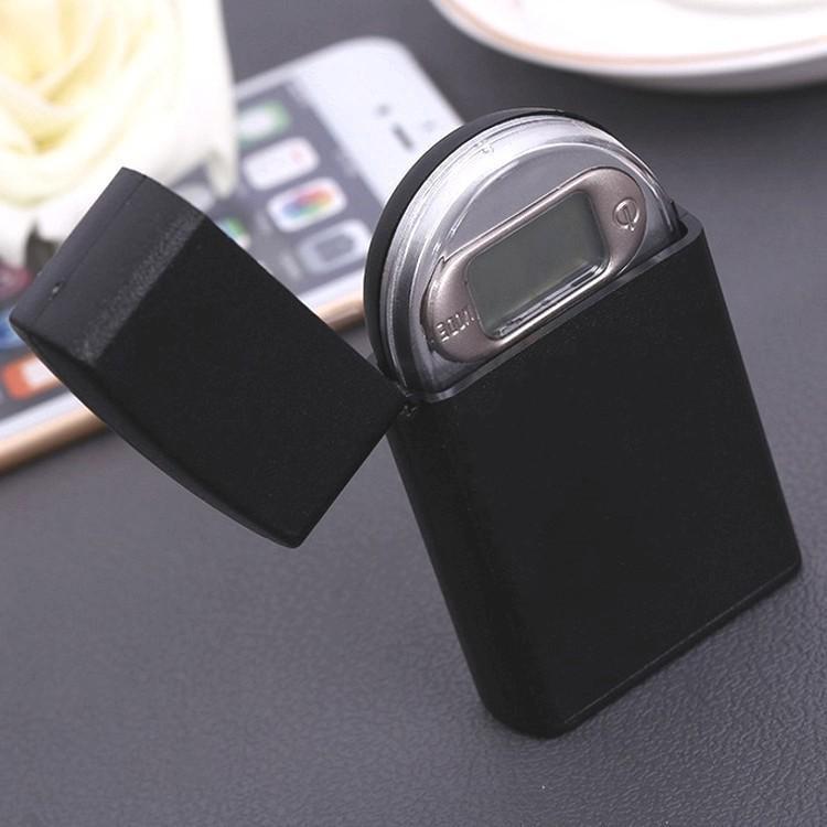200g * 0.01g 미니 디지털 전자 포켓 스케일 무게 균형 미니 라이터 케이스 다이아몬드 규모의 보석 스케일 흡연 도구 선물