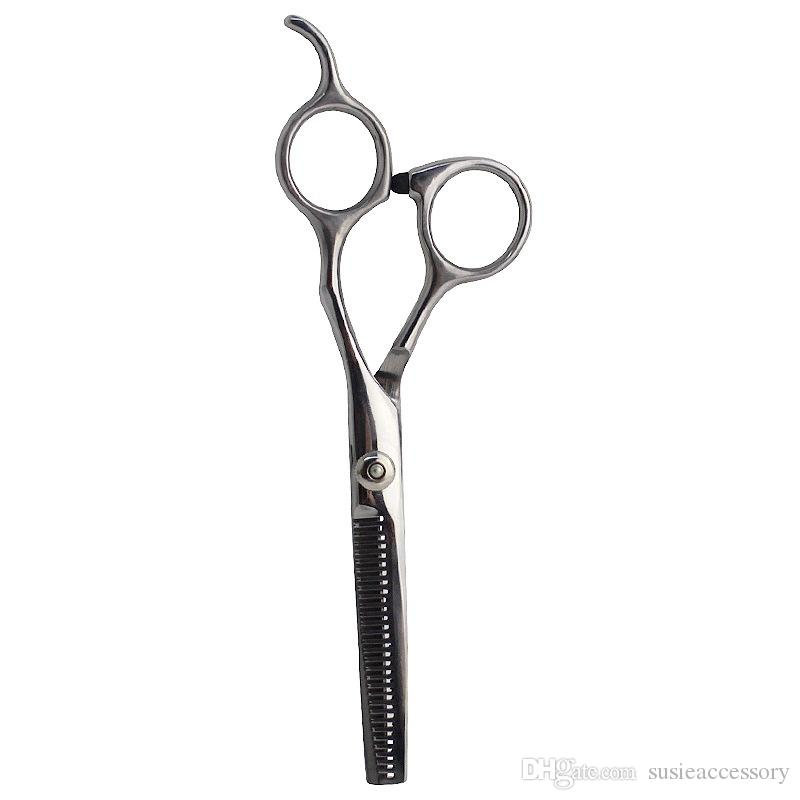 6 inch Professional Pet Scissors for Dog Grooming Stainless Steel Cat Scissors Teeth Cutter Hair Shearing Tool Pet Supplies