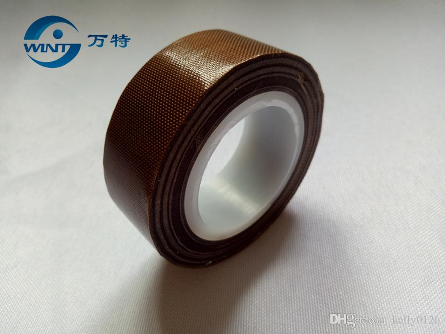 New 5mm*10M Teflon High temperature adhesive tape