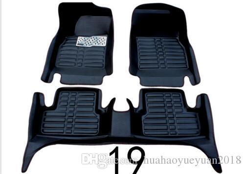 Toyota Verso 7Seat 2009-2013 Fully Tailored Black Carpet Car Mats