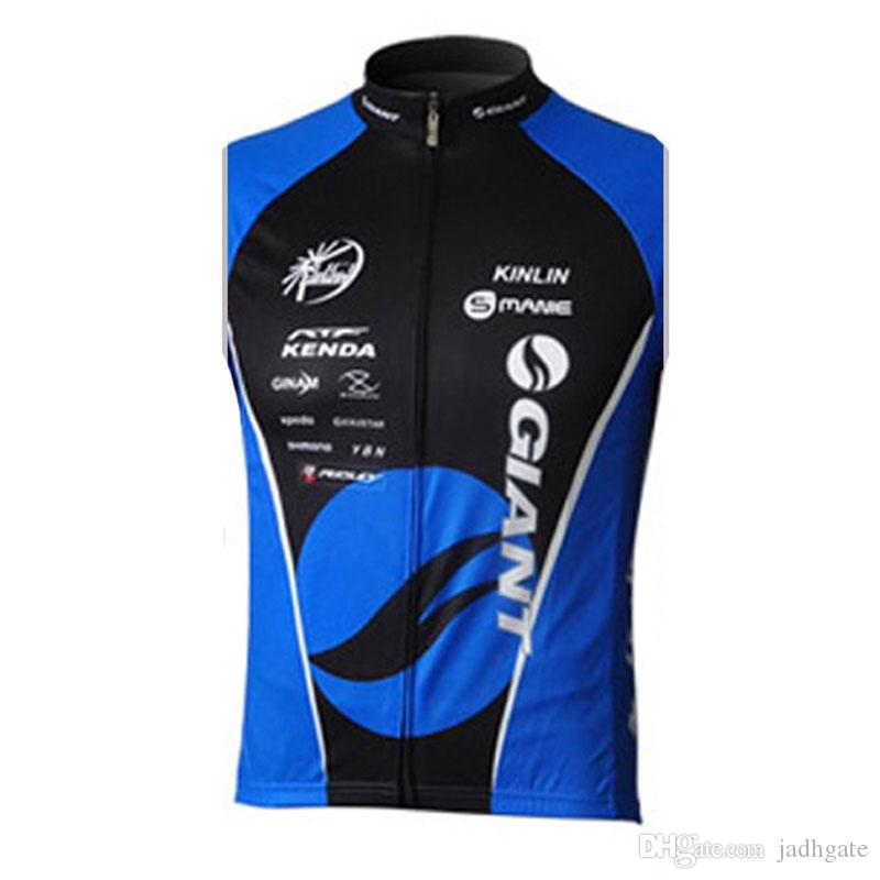 GIANT team Cycling Sleeveless jersey Vest New Bicycle Clothing roupa ciclismo tight sportwear free delivery U62022