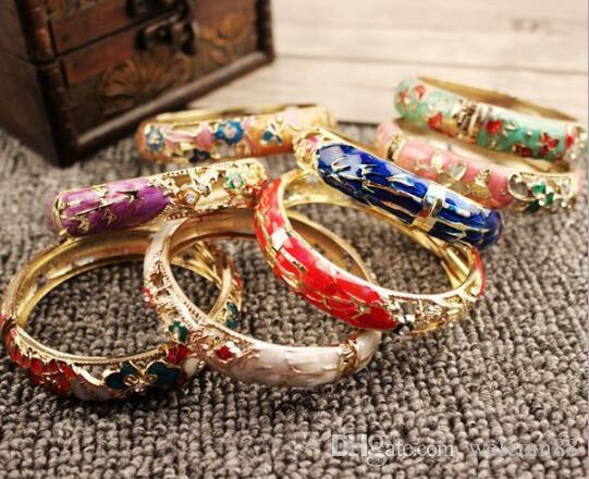 12pcs / lot 믹스 스타일 muticolor 팔찌 팔찌 여자 DIY 패션 쥬얼리 선물 CR023 무료 SHIPP
