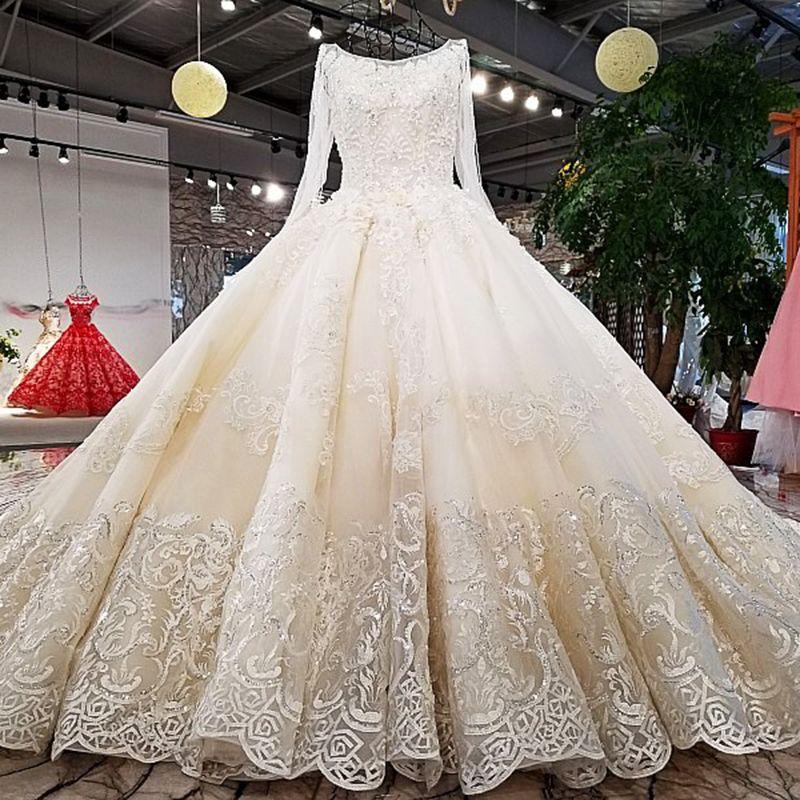 Acheter 2019 Liban Élégant Mariage Robes