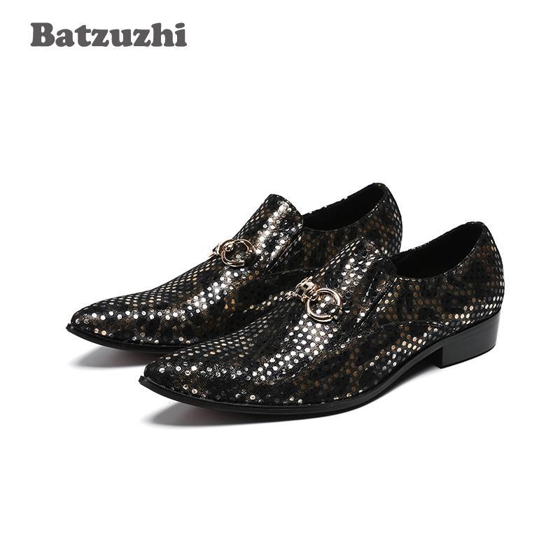 Tipo italiano scarpe in pelle da uomo scarpe da punta scarpe oxford da lavoro formale in pelle scarpe da sera scarpe da sposa hommes party uomo