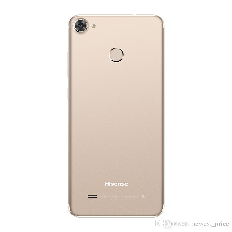 "Original Hisense F26 3 GB RAM 32 GB ROM 4G LTE Handy Snapdragon 425 Quad-Core 5.99"" Full Screen 13.0MP Fingerabdruck-ID intelligentes Handy"