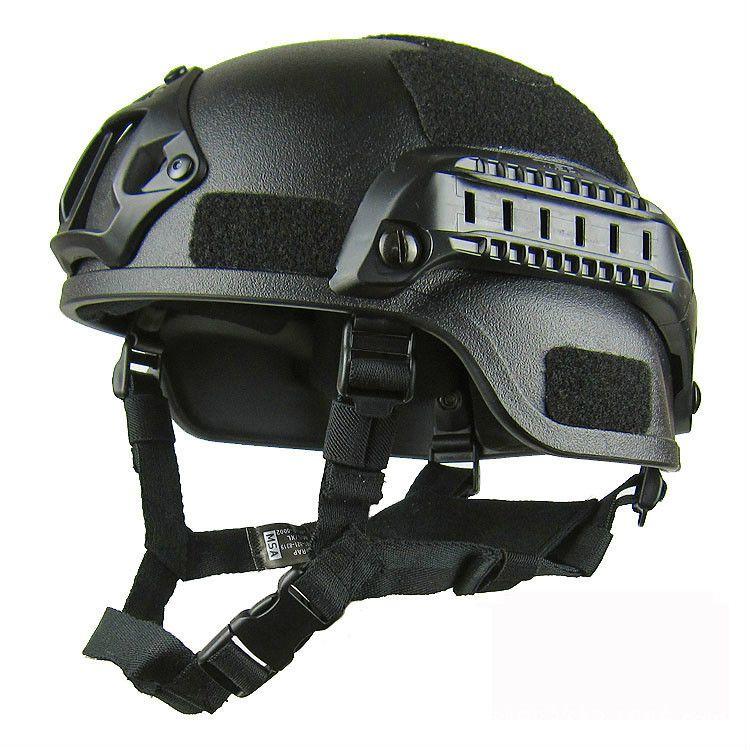 Qualité Léger FAST Helmet 2000 Airsoft MH Casque Tactique En Plein Air Tactique Painball CS SWAT Riding Protect Equipment