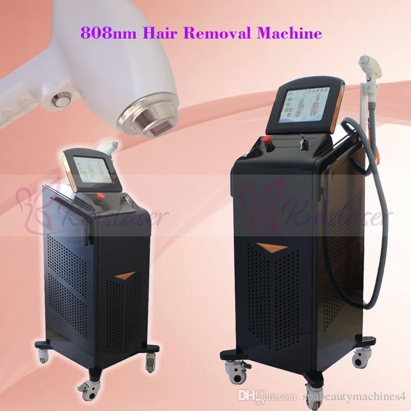 Good Price 808nm Diode Laser Rapid Hair Removal Device Vertical