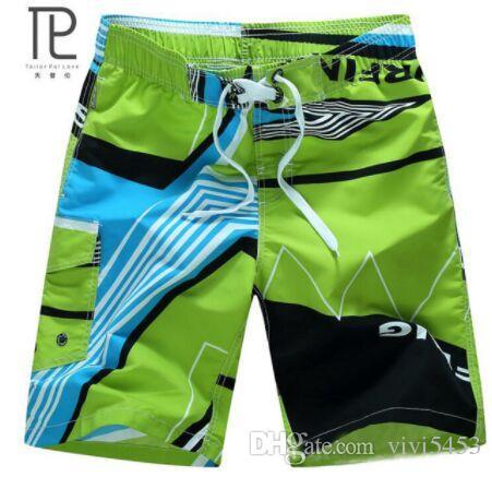 Портной Pal любовь горячие Quick Dry мужчины шорты Марка лето повседневная геометрические шорты мужская Sea Board пляжные шорты плюс размер