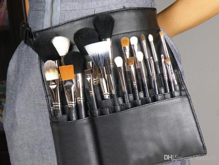 Pincel escova profissional maquiagem escova nova cintura cosmética pack cintura sem saco {contém pincel de maquiagem de chegada} soau