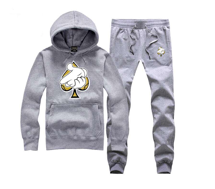 Ladrones y los sudores de algodón traje de invierno Castillos sudaderas con capucha de diamante envío libre de hip hop sudaderas camiseta para hombre Z04