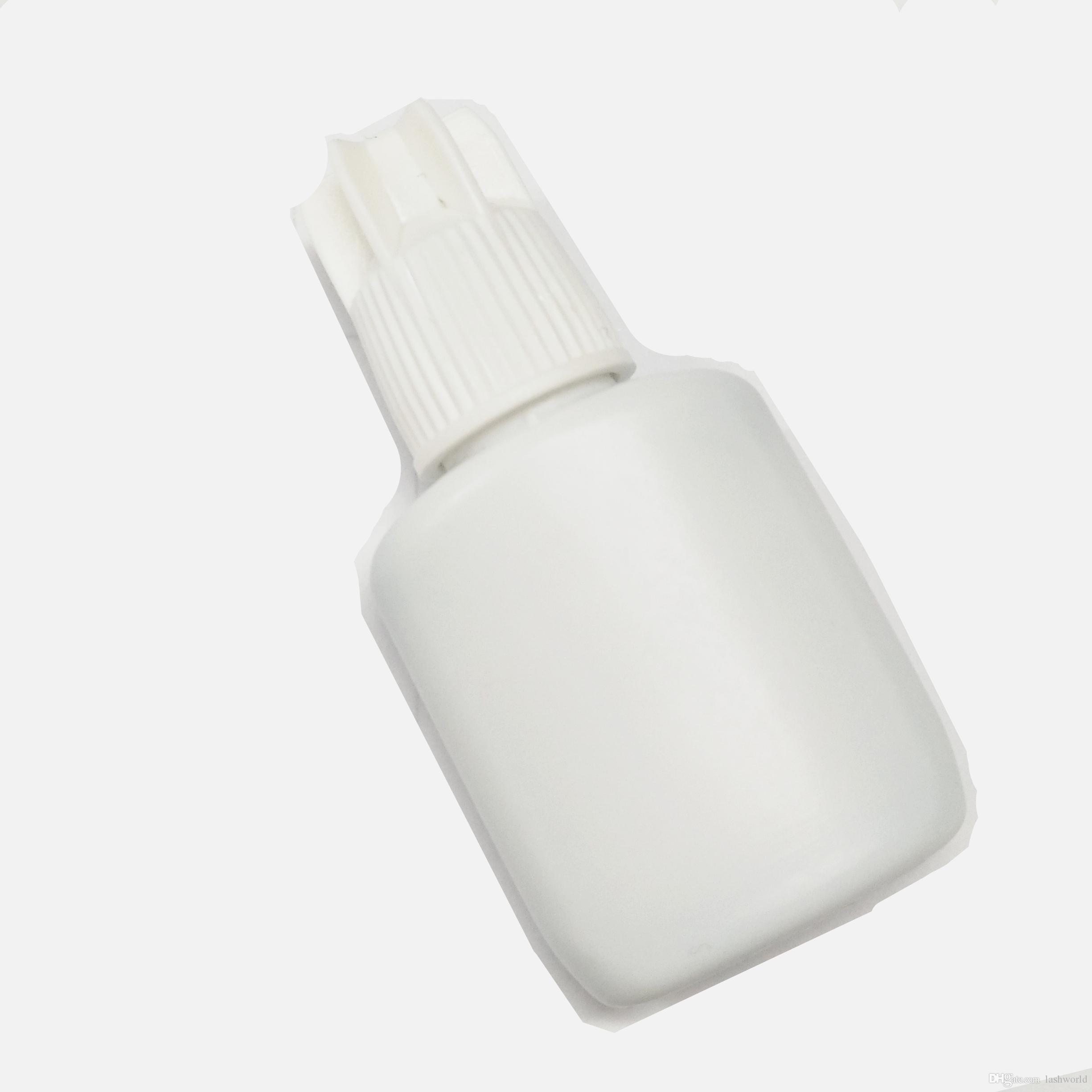 Colla a rapida essiccazione con colla a coppa di Seashine singola colla per ciglia a breve tempo di asciugatura colla a ciglia nera sensibile a lunga durata lunga durata 40-60 giorni