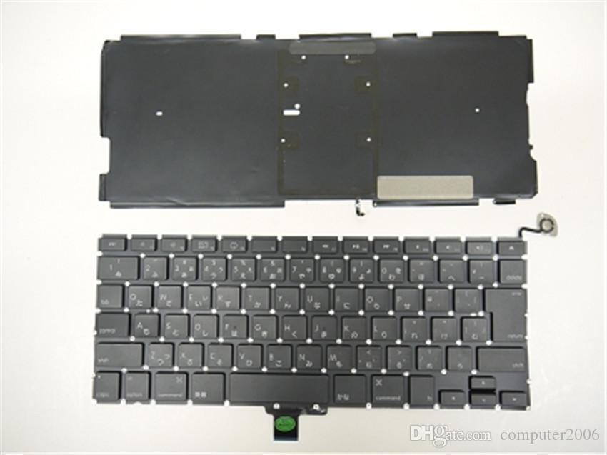 """EUA Teclado Backlight A1278 Para Apple Macbook Pro 13 """"2009-2012 A1278 13"""" 2009 2010 2011 2012 Teclado EUA MB990 MB991 MC374 MC375"""