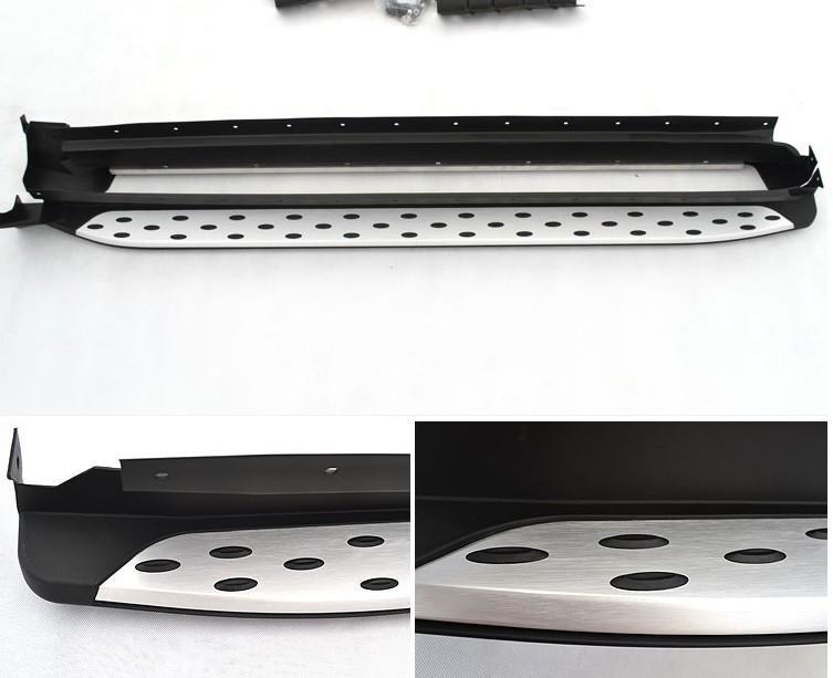 ألومنيوم عالي الجودة أحدث تصميم لكزس NX 200 300h 200T 2015 2016 2017 الركض على جانب الركن