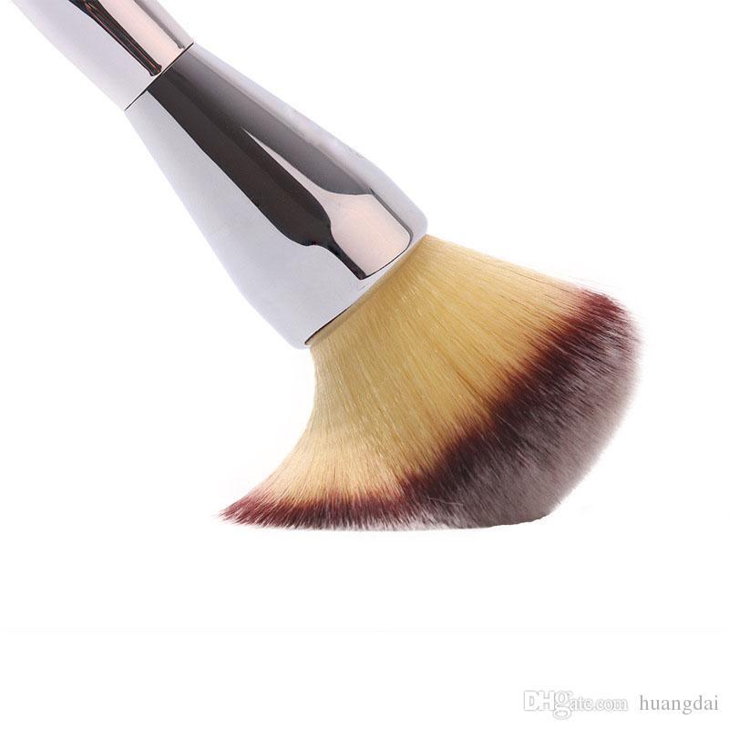 Marka Profesyonel Makyaj Fırçalar canlı güzellik tamamen tüm üzerinde toz makyaj karıştırma kontur fırçası
