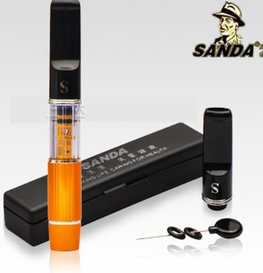 Sanda explosive cartridge cleaning type circulating filter cigarette holder for portable box accessories