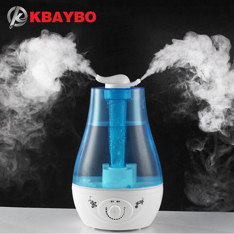 Ultraschall Aroma luftbefeuchter Portable Air Diffuser Atomizer Fogger Purifier