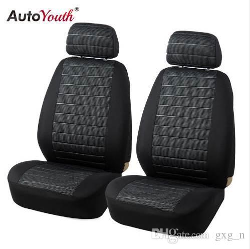 Funda universal para asiento de coche con funda compatible con airbag