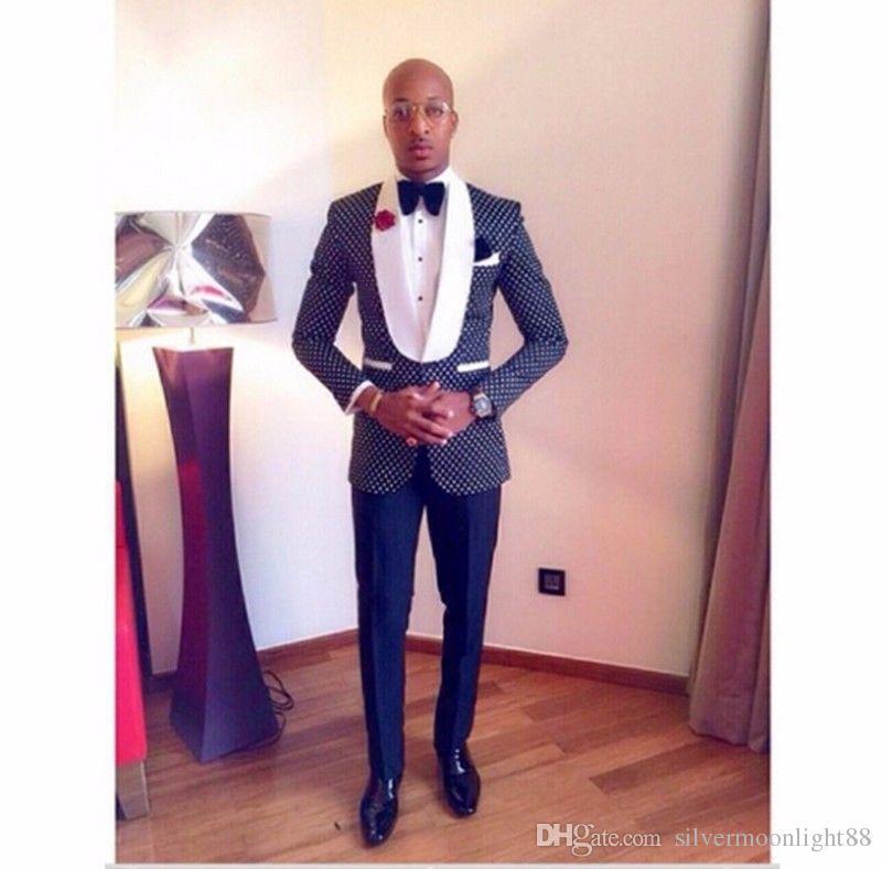 أعلى بيع شعبية يتأهل العريس البدلات الرسمية رجل prom السترة الدعاوى الدعاوى التجارية ملابس رجالية (سترة + بنطلون + ربطة الانحناءة) 3175