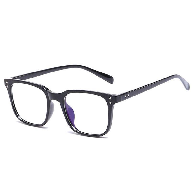 Gözlük Çerçeveleri Kadınlar Erkekler Için Gözlük Çerçeve Göz Çerçeveleri Temizle Gözlük Womens Optik Temizle Lensler Erkek Retro Gözlük Bayanlar Çerçeveleri 5C0J25