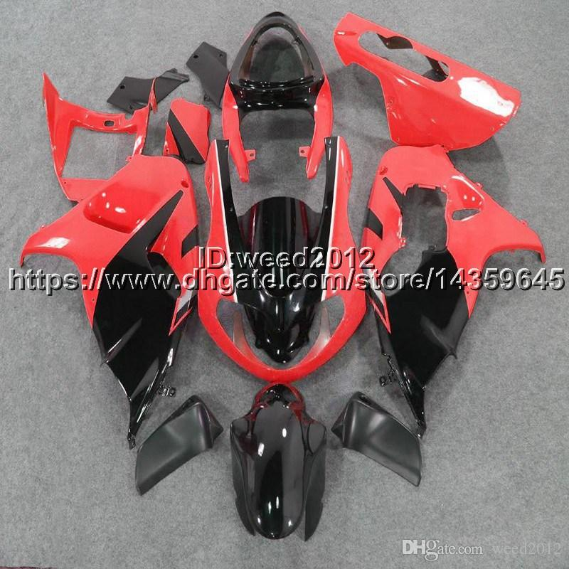 23colors+5Gifts ABS red black Fairing For Suzuki TL1000R 1998-2003 TL 1000R 98 99 00 01 02 03 TL1000 R Body Kit motorcycle panels