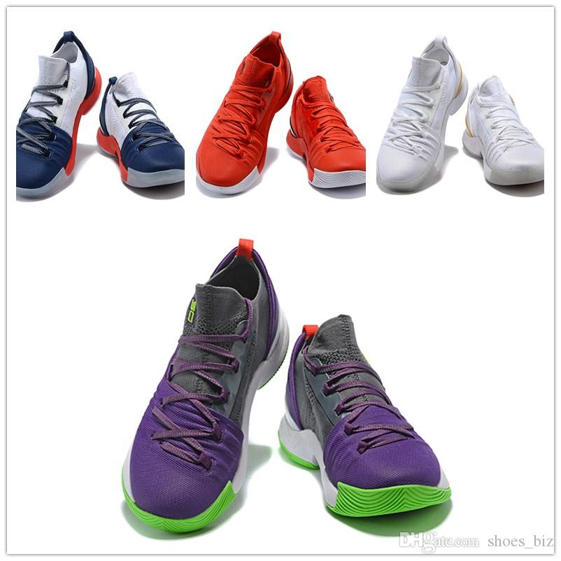 Stephen Curry 5 2018 Basketball Shoes