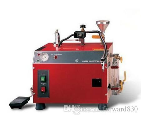 Acier inoxydable de machine de nettoyage à la vapeur de bijoux de la haute température 6L