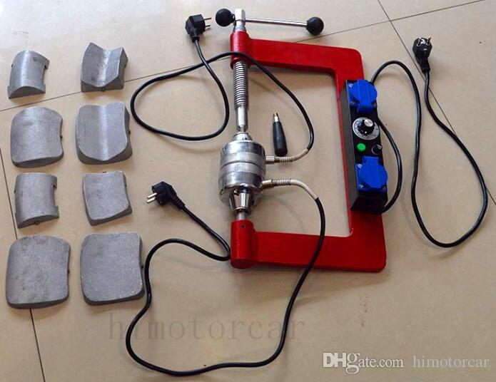 Máquina de vulcanización con control de temperatura automático para llantas y neumáticos Equipo profesional de reparación de neumáticos