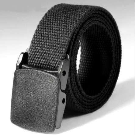 ACEVOG Tactical Fashion Adjustable Women Outdoor Belt Waist Solid Fit Survival Men Nylon Belts