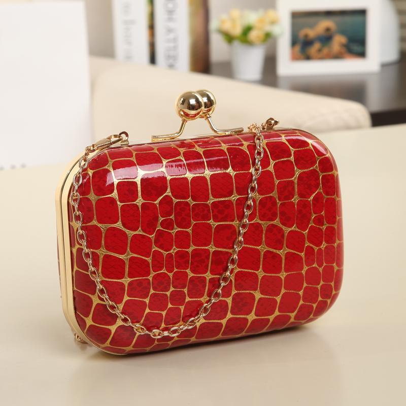 Satin Citas Clutches Evening Diamonds Bag Red Trenadorab Para Bandolera Boda Fiesta Clutch Plaid UqxdZ4