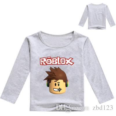 2019 2018 Spring Long Sleeve T Shirt For Girls Roblox Shirt Yellow Blouse For Boys Cotton Tee Sport Shirt Roblox Costume For Baby Boy From Zbd123 2020 2018 Spring Long Sleeve T Shirt For Girls Roblox Shirt Yellow Blouse For Boys Cotton Tee Sport Shirt Roblox Costume For Baby Boy From Zbd123 7 4 Dhgate Com
