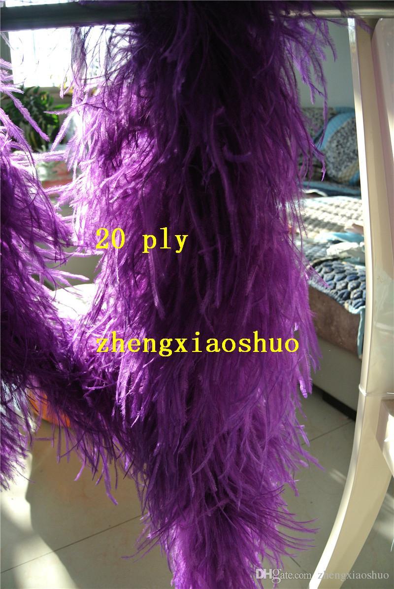 Бесплатная доставка 1 шт. Красный страусиное перо удавы 20 ply thinckness для свадьбы ремесла швейные событие декор