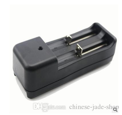18650 Зарядное устройство двойной слоты зарядное устройство Универсальное зарядное устройство для 18650 3.7 V 500MAH ЕС США PLUG 30 шт./лот