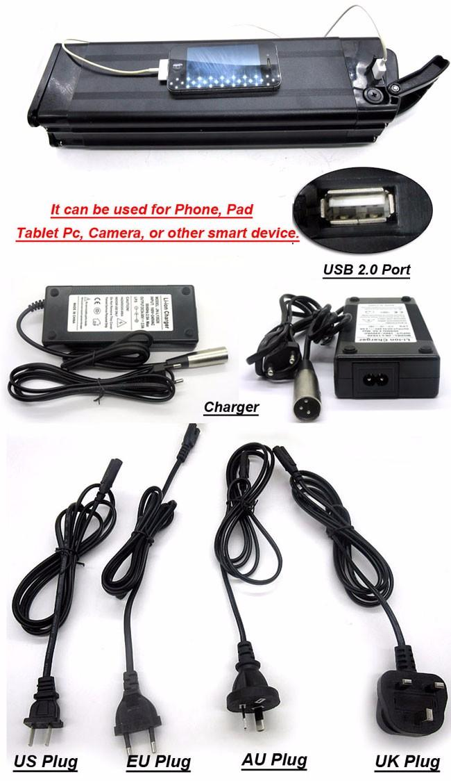with USB port 2