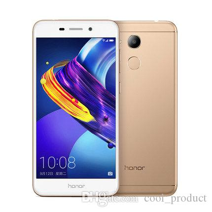 """Original Huawei Honor V9 Play Honor 6C Pro 4G LTE Mobile Phone 3GB RAM 32GB ROM MT6750 Octa Core Android 5.2"""" 13MP Fingerprint ID Cell Phone"""